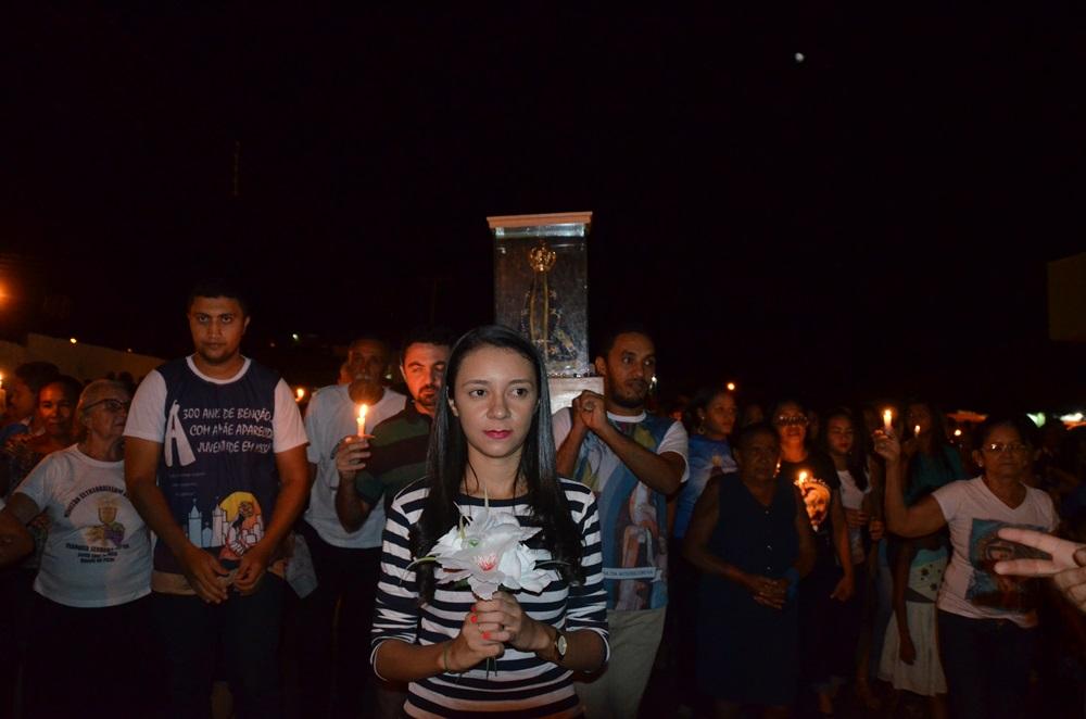 Jovens acolhem Nossa Senhora na Diocese de Picos45