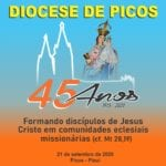 Diocese de Picos celebra 45 anos de instalação