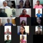 Coordenação da Pastoral da Comunicação Diocesana de Picos promove reunião por videoconferência