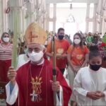 Missa no Domingo de Ramos marca abertura da Semana Santa em Picos-PI